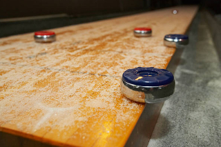 SOLO® Shuffleboard Movers Tacoma, Washington.