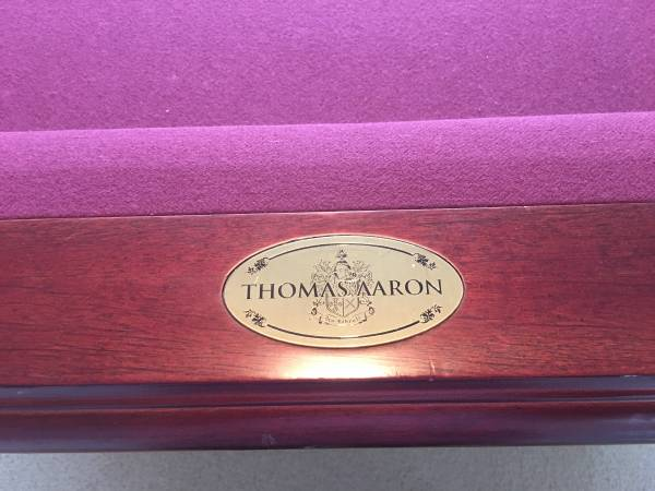 Pool Tables For Sale In Tacoma Washington Sell A Pool Table In - Thomas aaron pool table