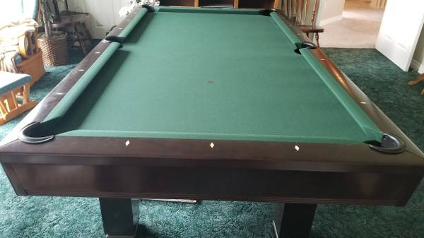 Pool Tables For Sale In Tacoma-SOLO