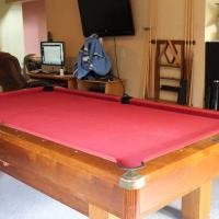 1988 Hawthorn by Brunswick Pool Table