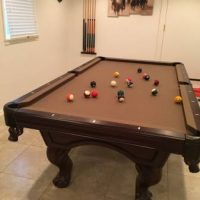 Pool Table American Heritage 8'
