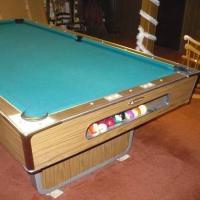 Pub-Style Pool Table