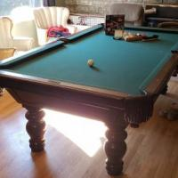8ft Goldenwest Billiard Table