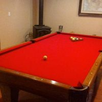 9ft. Dakota Pool Table
