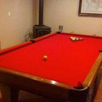 9ft. Dakota Pool Table