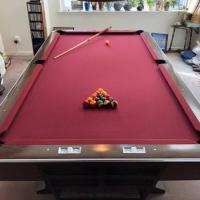 9' Brunswick Monticello Pool Table