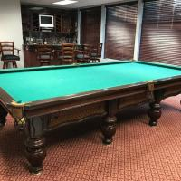 Billard Pool Table Size 11