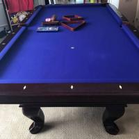 Slate Pool Table Standard Size