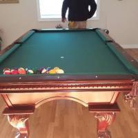 Classy Pool Table