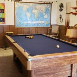 Pool Table + Extras (SOLD)