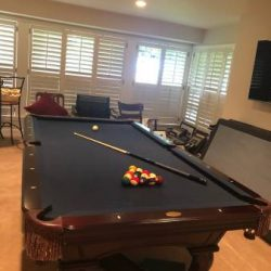 "Olhausen 8"" Pool Table for sale"