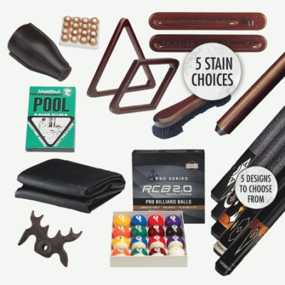 Billiard Table Accessories for Sale